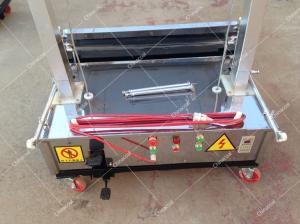 Cheap Automatic Wall Plastering Machine Hot Selling ZB800-4A Wall Sand Plastering Machine For Wall wholesale
