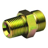 Cheap Male Metric Hydraulic Compression Fittings Equal Shape 1CT-SP / 1DT-SP wholesale