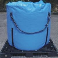 Cheap High Strength Blue Recycled Jumbo Bag Storage Full Open Top / Filling Spout Top wholesale