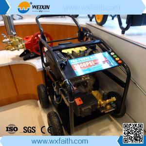 Cheap 10HPDiesel engine China high pressure washer/cleaner, 250bar diesel pressure washer/cleaner wholesale