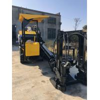 Cheap Lower Fuel Consumption Hdd Drilling Machine , 3 Speed Mode Directional Boring Machine wholesale