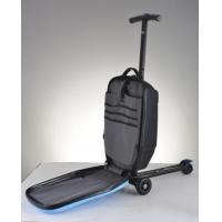 Cheap 2015 most salable and competitive Business travel wheel luggage scooter wholesale