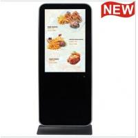 Cheap Bank / Airport Video Audio POP LCD Display , 10 Inch Advertising Display Monitor wholesale