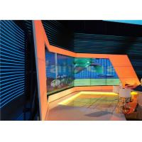 Cheap Flexible Scalable LCD Wall Display 55 Inch With 1.9 mm Ultra Narrow Bezel wholesale