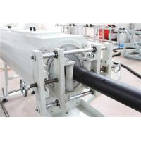 hdpe water supply pipe extrusion machine