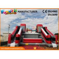 Buy cheap Customize Color Inflatable Interactive Games Jousting Arena Inflatable Battle from wholesalers