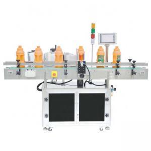 China 134mm Bottle 130 Carton/Min Sticker Labeling Machine on sale