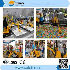 Cheap 2 years old Children excavator wholesale
