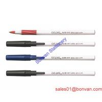 Cheap School Stationery Products Cheap Plastic Ball Pen in wenzhou wholesale