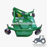Cheap 4FT 3-Point hitch finishing mower 4ft wholesale