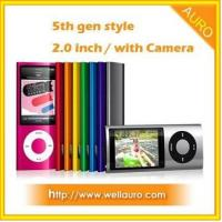 2.0 inch mp4 player with Camera 5th Gen