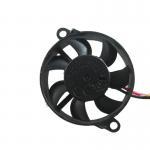 Cheap Mini Bracket Round DC Axial Fans 5V 12V Hydraulic Bearing Bearing 6000-110000RPM Speed wholesale