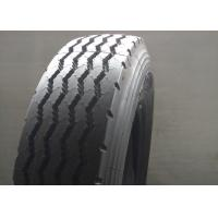 Cheap 8.25R20 Long Mileage Travel Coach Tires Excellent Grip Performance Black Color wholesale