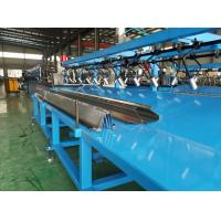 Cheap 18 stations Solar Roll Forming Machine , 1.0 - 3.0mm Omega purlin making machine wholesale