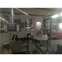 Cheap Automatic Soft Film Package Machine / Tissue Paper Packing Machine 50-90 Bags / Minute wholesale