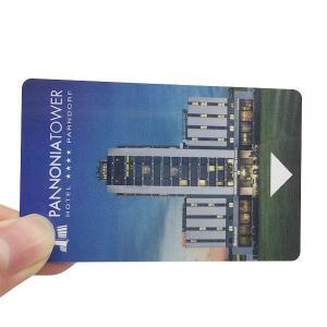 Cheap 13.56MHZ Mifare 1K/4K Door Locks RFID Hotel Key Cards Customized PVC Material wholesale