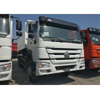 6x4 40 Ton Dump Truck , Howo Heavy Duty Tipper Trucks With 12.00R20 Tire