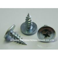 Buy cheap countersunk head pan head self tapping screw from wholesalers