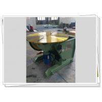 Buy cheap CE Certified Motorized Rotating Tilting Rotary Weld Positioner For 3T Job from wholesalers