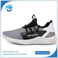 Cheap Hot Selling Textile Fabric Cloth Shoes For Men Cheap Sports Shoes wholesale
