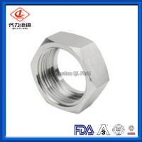 Cheap Stable Performance Tri Clamp Union Hygienic Pipe Clamp Coupling IDF HEX NUT wholesale