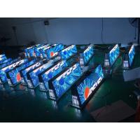 Cheap 5 mm Pixel Pitch Taxi LED Display 2 Years Warranty Full Color LED Taxi Sign wholesale