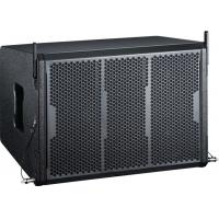 Cheap Professional Active Line Array System High Performance For Hotel Banquet Hall wholesale