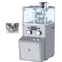 Cheap Small Powder Lab Tablet Press Machine Stainless Single Roller Constructions wholesale