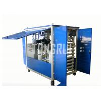 Double Stage Vacuum Transformer Oil Purifier Machine ISO 9001 Approved