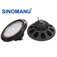 Super High Lumen UFO High Bay LED Lights Customized With Wide Input Voltage