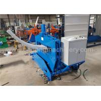 China Crimping Machine For Standing Seam Roof Panel, Standing Seam Roof Roll Former on sale