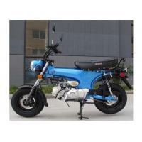 Cheap 125cc High Powered Motorcycles With 4 Gear Engine Front Disc Brake Rear Drum Brake wholesale