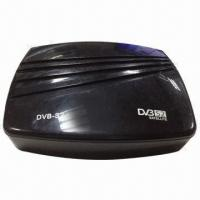 Cheap DVB-S2 4.0 Operating System CA Built-in Wi-Fi LAN Port, Android Applications Patch IP Sharing wholesale