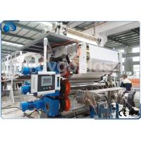 Cheap Single Screw Plastic Sheet Extrusion Machine Manufacturing Equipment High Capacity wholesale