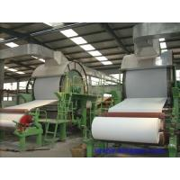 Cheap 2400mm Toilet Paper Making Machine wholesale
