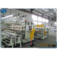 Cheap 750-2000mm PP PE Plastic Sheet Making Machine / Extrusion Line Double Screw wholesale