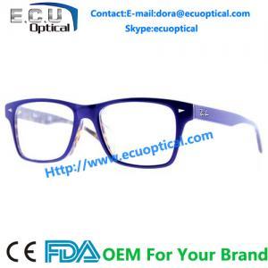 Cheap Acetate glasses eyewear fashionable full rim metal optical eyewear optical glasses frame not free samples made in china wholesale