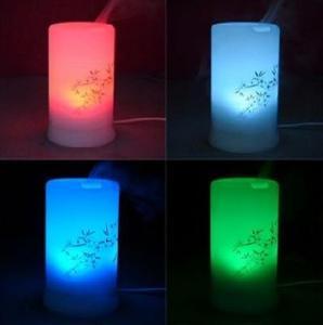 Cheap 2012 Hot SPA Ultrasonic Mini Aroma Diffuser Humidifier / Illuminated Air Purif Purifier wholesale