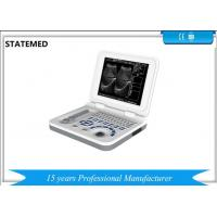 Cheap Hospital Equipment Portable Ultrasound Machine With 10.4 Inch LED Displayer wholesale