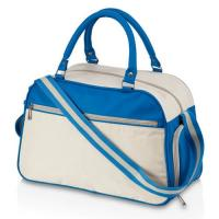 Cheap Ladies Custom Duffle Bags with Side Pocket Water Resistant Eco - Friendly wholesale
