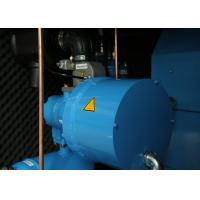 Industrial 10HP Screw Type Air Compressor Air End With VF Motor Low Noise