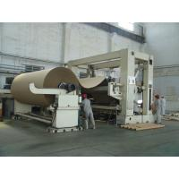 Cheap Rewinding Machine in paper making machine/overfeed or bottom-feed Frame type Rewinding/ Accept customization wholesale