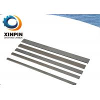Cheap High Hardness Carbide Flat Strips Various Sizes And Full Types Available wholesale