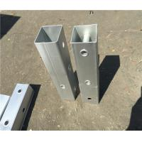Cheap Galvanized Steel Telescopic Mounting Post Wind Resistance Easy Installation wholesale