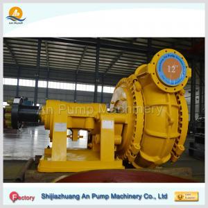 Cheap high pressure horizontal centrifugal dredge gravel pumping machine wholesale