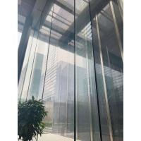 "Cheap 72"" X 96"" Flat Laminated Glass clear, 6.38mm, 0.38 pvb, 0.76 pvb, 3+0.38+3 clear glass, 1830*2440mm wholesale"