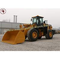 Buy cheap SEM 5 Ton 6 Ton Heavy Construction Equipment Front Wheel Loader With 3 Cbm from wholesalers
