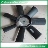 Cheap Dongfeng Cummins ISLe Engine spare parts fan  C3911324 wholesale