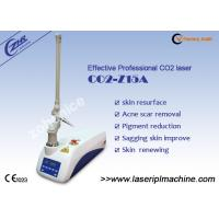 Cheap Scar Removal and Pigment Removal 15W Co2 Surgical Medical Laser Machine wholesale