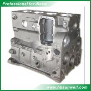 Cheap Original/Aftermarket  High quality Dongfeng Cummins 4BT3.9 diesel engine parts cylinder block 3903920 wholesale